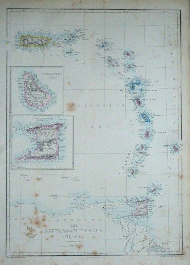 Leeward & Windward Islands