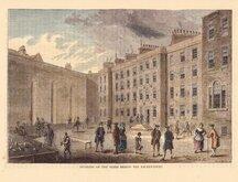 Fleet Prison The Racquet Court
