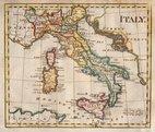 Italy, Sicily, Sardinia & Corsica. Lawson