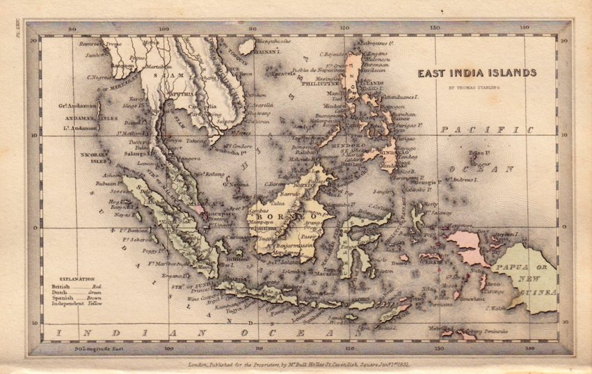 East Indies - Starling