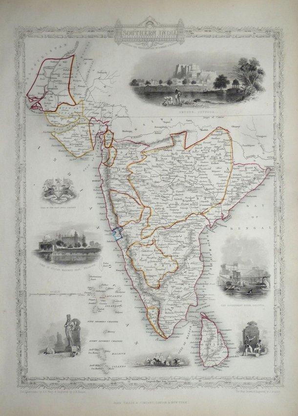 Southern India - Tallis