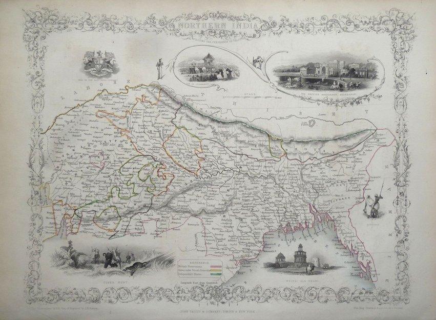 Northern India - Tallis