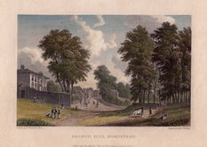 Hampstead, Branch Hill