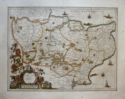 Kent Maps
