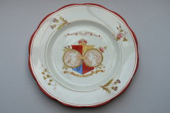 Hertford Heath Victorian Diamond Jubilee Plate