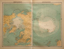Polar Regions by Bartholomew