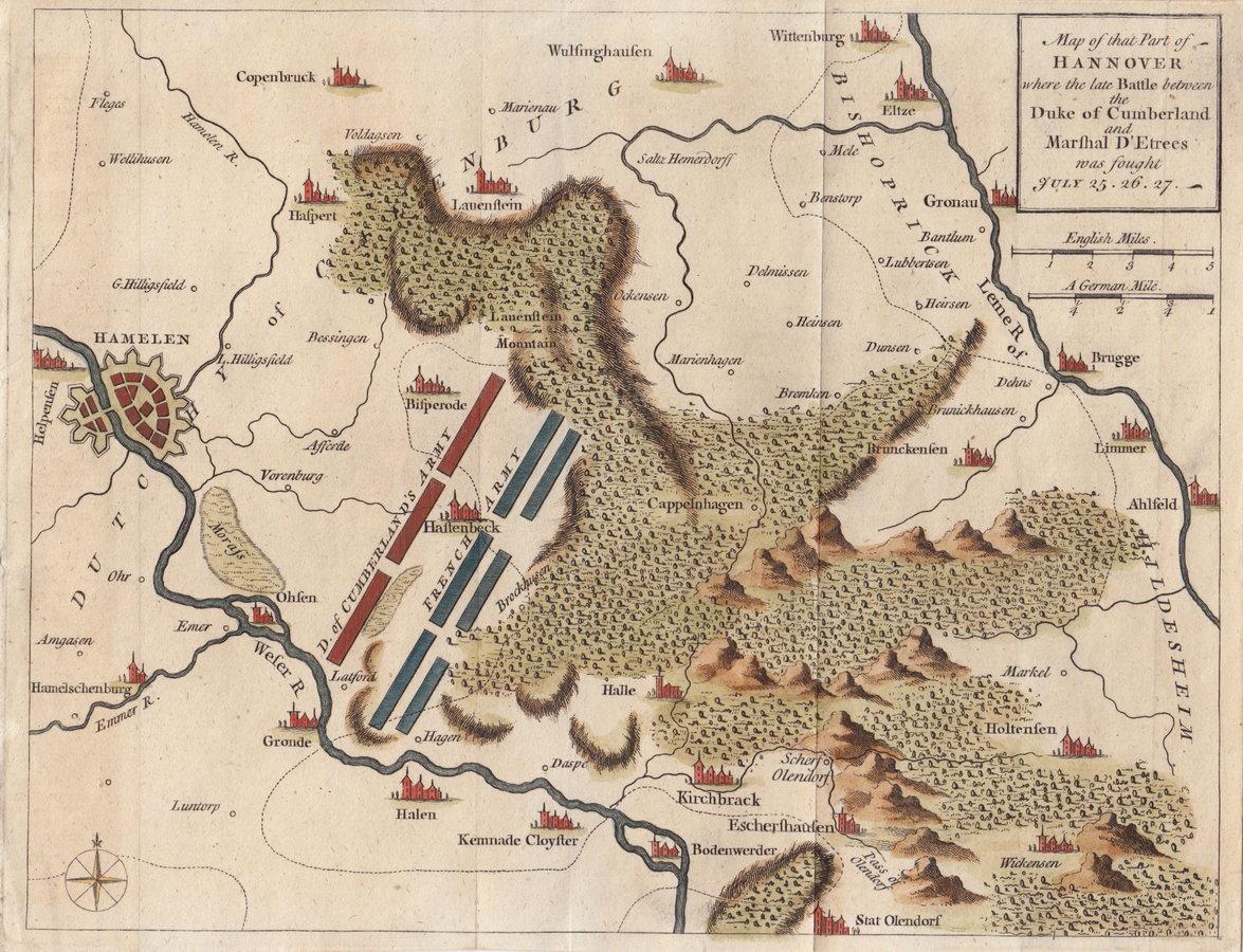 Battle of Hastenbeck
