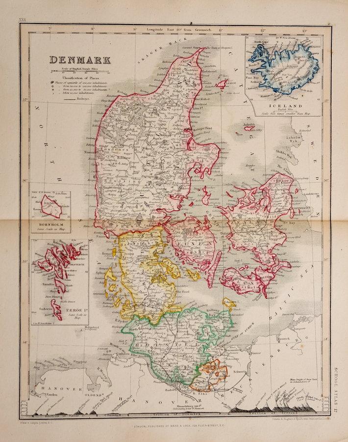 Denmark by Dower.