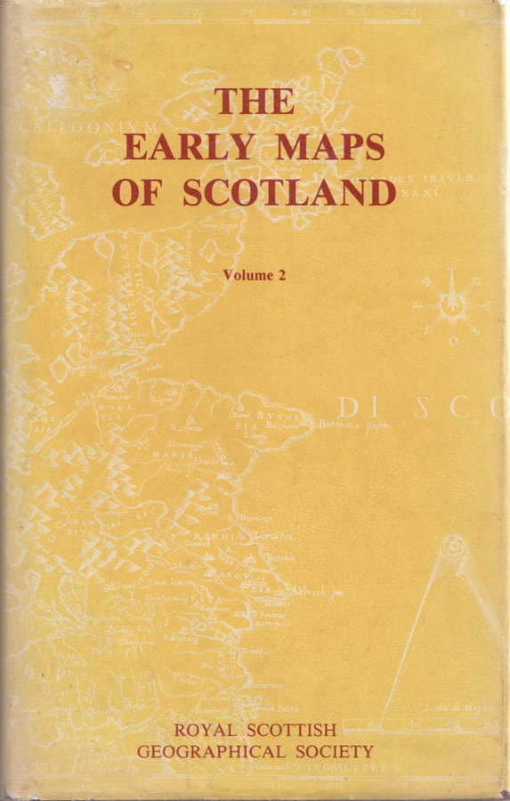 Early Maps of Scotland - subsidiary maps.