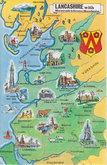 Lancashire Postcard