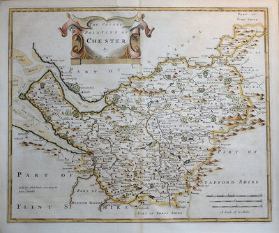 Cheshire Maps