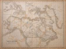 Arctic Regions by Bartholomew