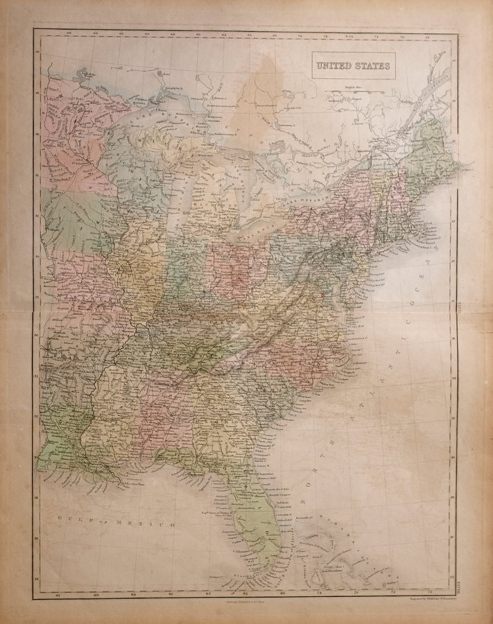 United States by Hall