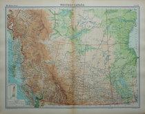 Western Canada by Bartholomew