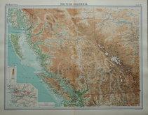 British Columbia by Bartholomew