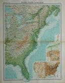 Eastern United States by Bartholomew