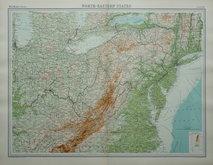 North Eastern United States