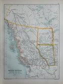 British Columbia etc., by Bartholomew