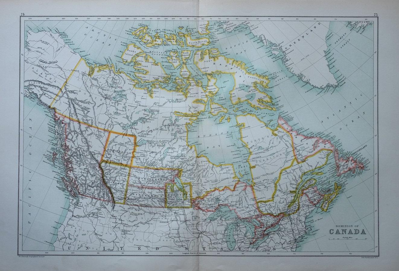 Canada by Bartholomew