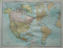 North America & Atlantic Ocean