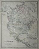 North America by Johnston