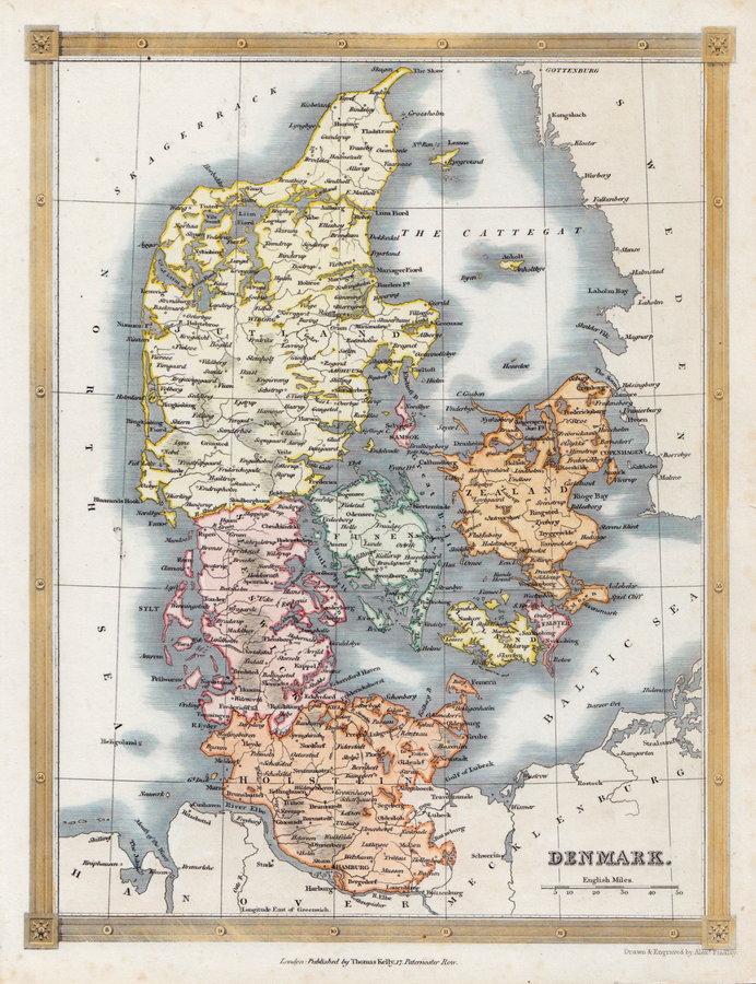 Denmark by Findlay