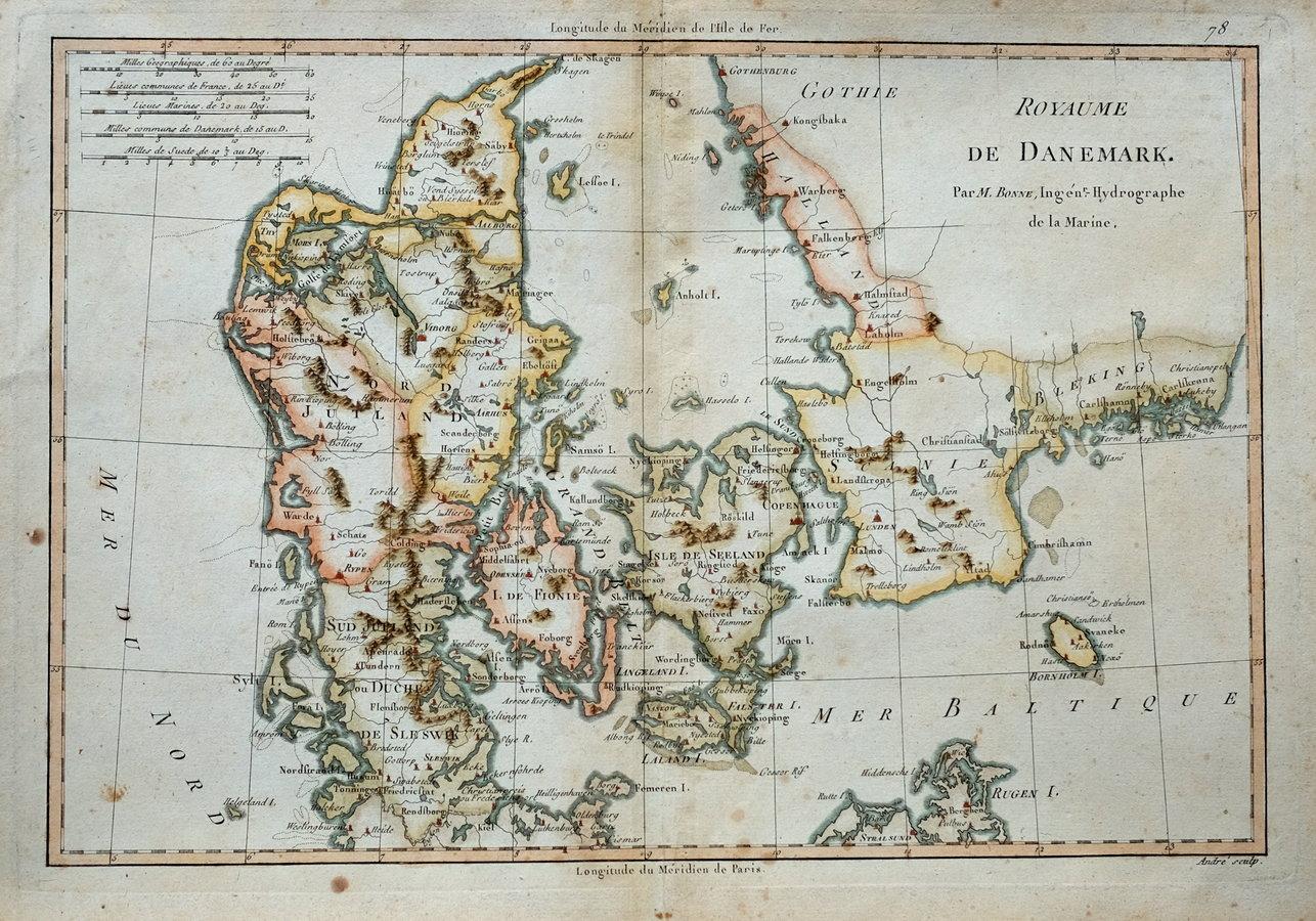 Denmark by Rigobert Bonne