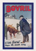 Advert. Bovril