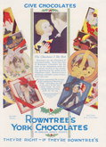 Advert. Rowntree's