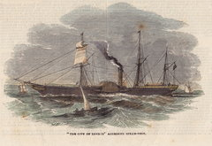 The City of London Steamship