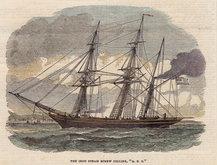 Q.E.D. Iron Steam Ship