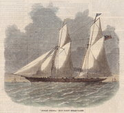 Steam Yacht Norah Creina