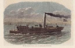 Gun Boat Staunch