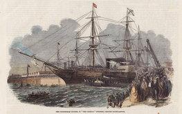 Steamer Orinoco