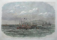 Great Eastern Paddle Steamer