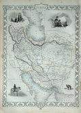 Persia by Rapkin