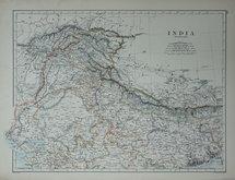 Northern India - Johnston