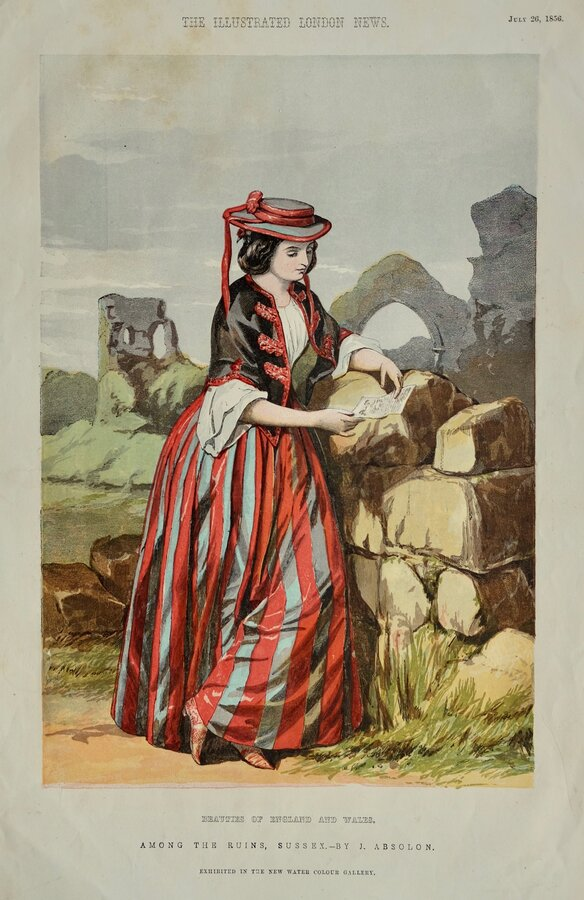 Beauties of England and Wales