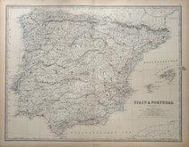 Spain & Portugal. Johnston