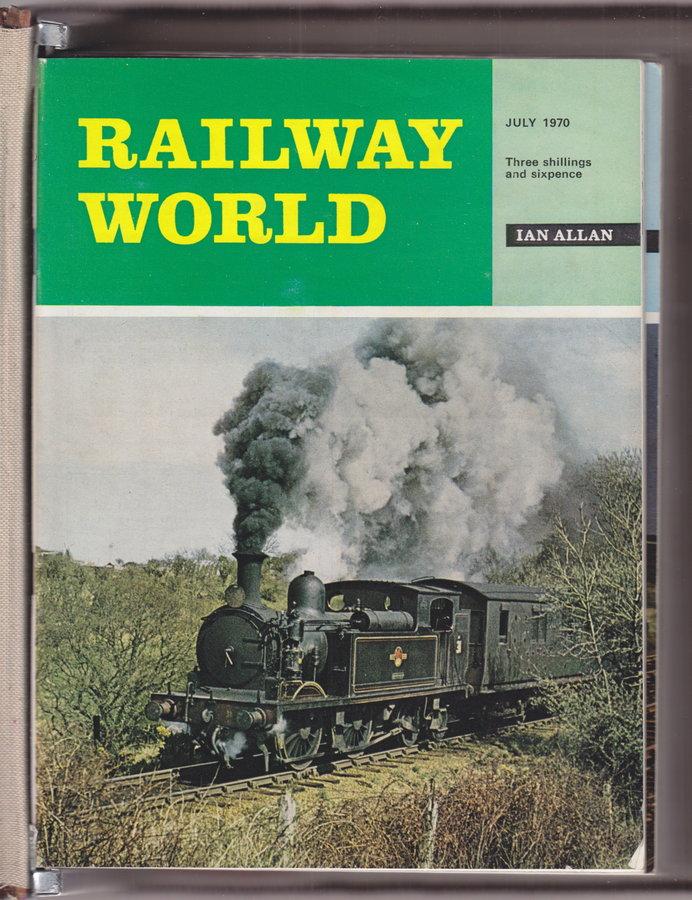 Railway World 1970 - 1971