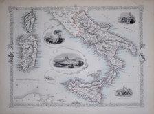 South Italy, Sicily, Sardinia & Corsica. Rapkin