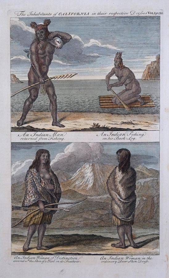 Inhabitants of California
