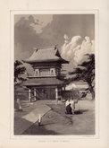 Hakotadi Temple Japan