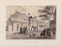 Japanese Funeral at Simoda