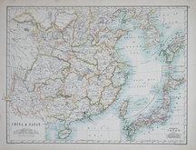 China & Japan - Johnston