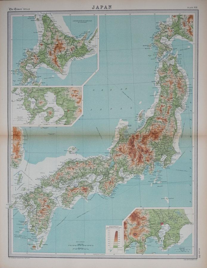 Japanese Empire - Bartholomew