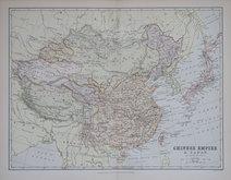 Chinese Empire & Japan - Barholomew