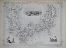 Japan & Korea - Tallis