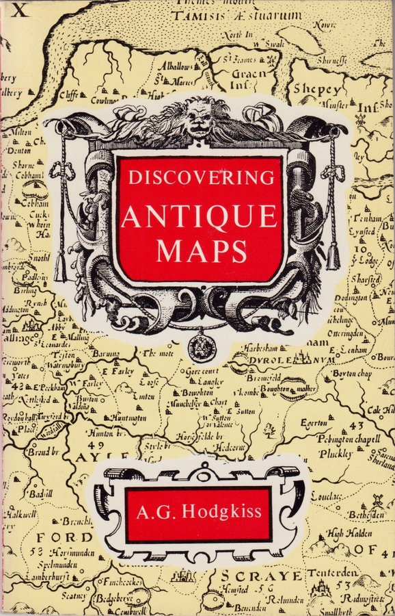 Discovering Antique Maps