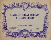 John Speed Maps